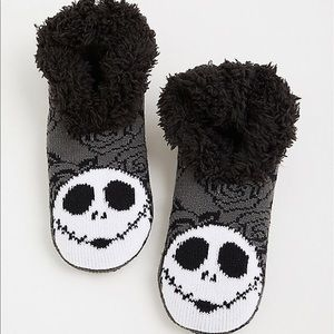 Nwt Torrid Nightmare Before Christmas slippers